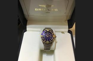 Breitling Jclass acero/oro